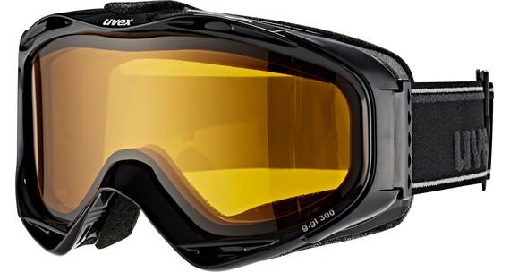 UVEX g.gl 300 LGL - Lunettes de protection - noir